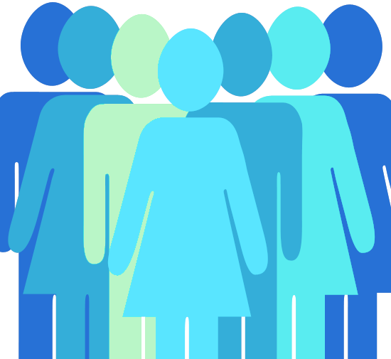 People infographic